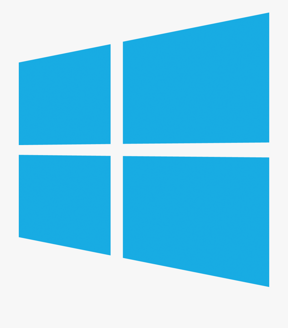 Icon windows 8 clipart svg transparent Windows Logo Clipart - Windows 10 Icon Svg #86989 - Free ... svg transparent