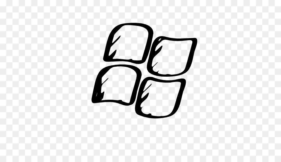 Windows 10 logo clipart white clipart black and white stock Windows 10 Logo clipart - Window, White, Black, transparent ... clipart black and white stock