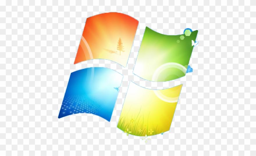 Windows 7 clipart clip art black and white download Windows 7 Png Logo - Windows 7 Clipart (#1396340) - PinClipart clip art black and white download
