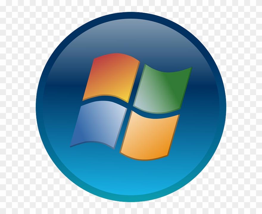 Windows 7 clipart graphic stock Windows 7 Start Button Small Clipart (#165664) - PinClipart graphic stock