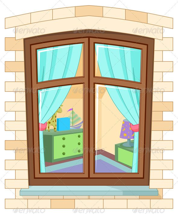Windows clipart images svg library Cartoon Window | Fonts-logos-icons | Free vector images ... svg library