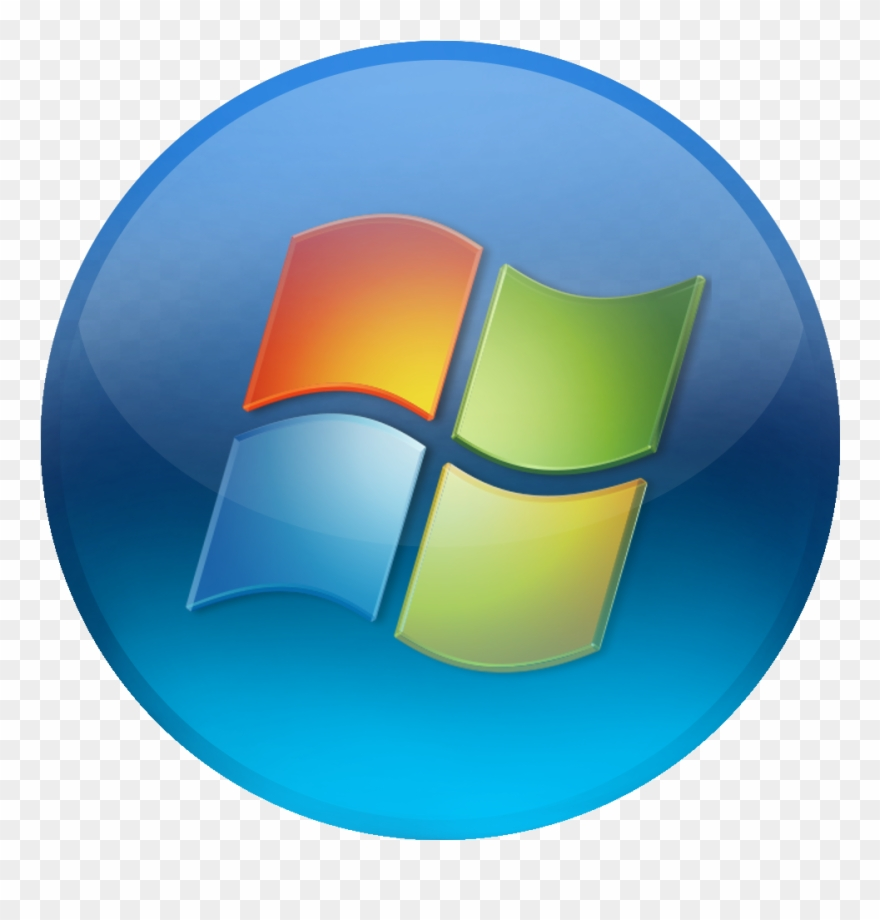 Windows icon clipart clipart library stock Custom Themes, Icons And Start Buttons - Windows Vista Logo ... clipart library stock
