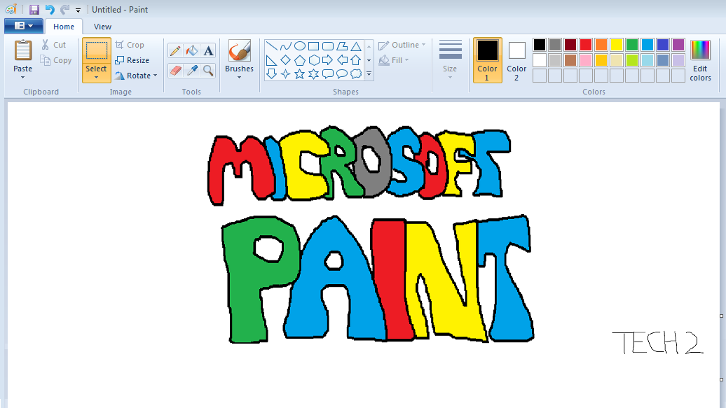 Windows paint clipart image Microsoft Paint is not dead; to be available for free on the ... image