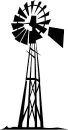 Windpomp clipart clip royalty free download windpomp stencil - Google Search | crafts | Stencil painting ... clip royalty free download