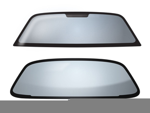 Windshield looking out clipart picture transparent Windshield Wiper Clipart | Free Images at Clker.com - vector ... picture transparent
