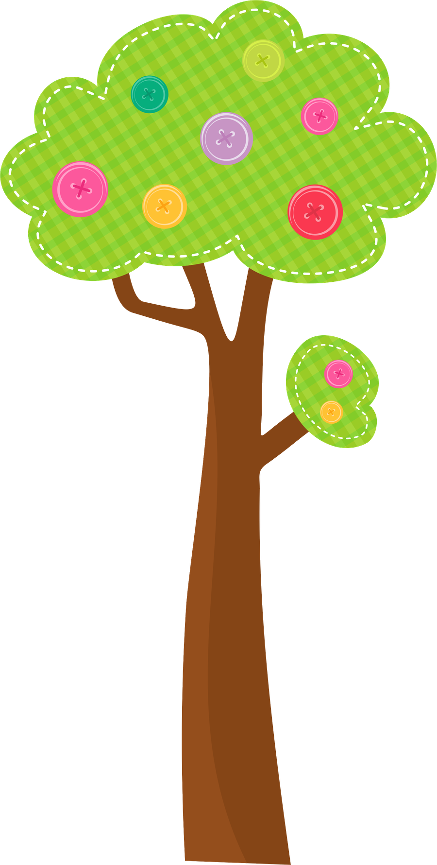 Windy tree clipart banner ○••°‿✿⁀ Trees ‿✿⁀°••○ | sticker pics | Pinterest | Lalaloopsy ... banner