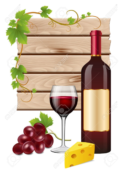 Wine and grapes clipart clipart transparent Wine Grapes Clipart | Free Images at Clker.com - vector clip ... clipart transparent