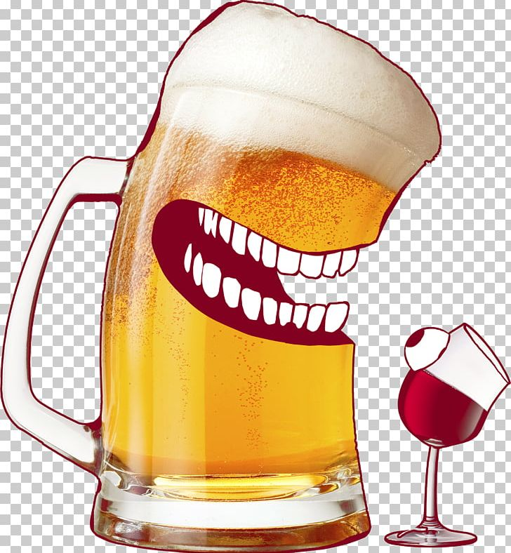 Wine beer glass clipart clipart library stock Beer Glasses Wine Beer Cocktail Drink PNG, Clipart ... clipart library stock