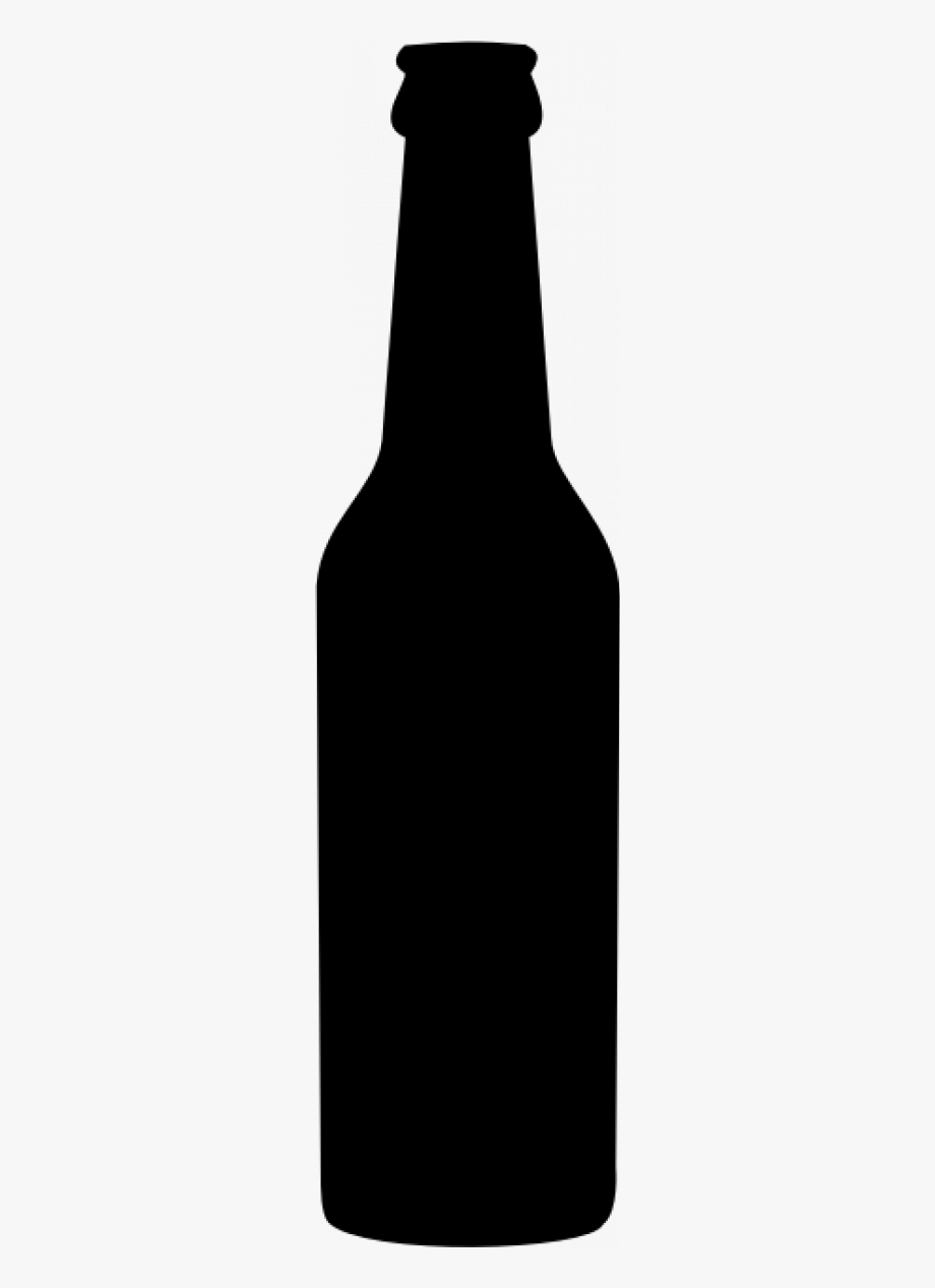 Wine bottle clipart black clipart free stock Free Wine Bottle Icon Png Vector Clip Transparent - Beer ... clipart free stock