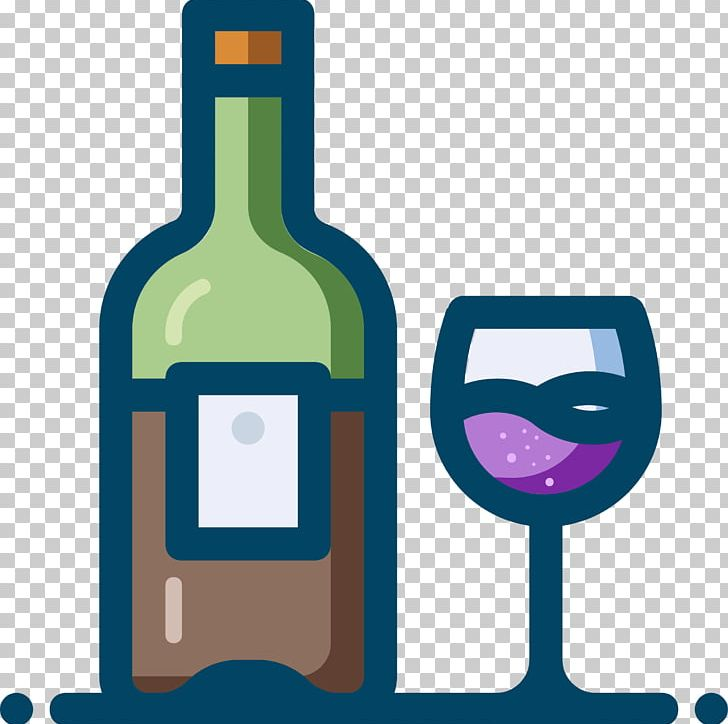 Wine bottle clipart blue png freeuse download Red Wine Common Grape Vine Champagne Bottle PNG, Clipart ... png freeuse download