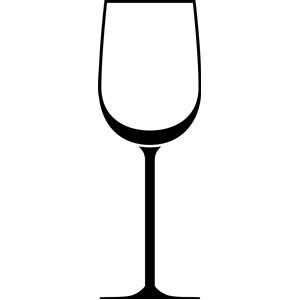 Wine glass black and white clipart graphic download Free Wineglass Cliparts, Download Free Clip Art, Free Clip ... graphic download