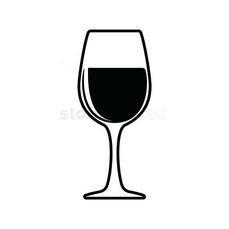 Wine glass clipart outline clipart transparent download wine glass outline – arthritistherapy.info clipart transparent download