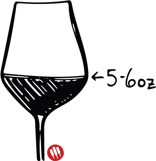 Wine glass half full clipart picture library download HD Half Full Wine Glass Clipart Black And White , Free ... picture library download