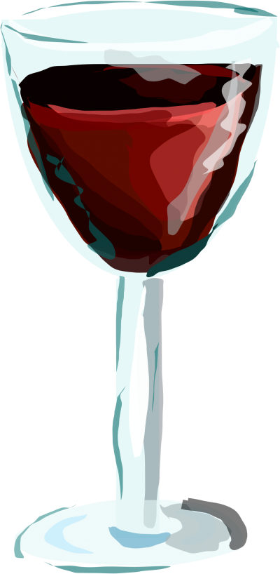 Wine glass with dog ears clipart graphic Wine Glass Clipart – ClipartAZ – Free Clipart Collection graphic
