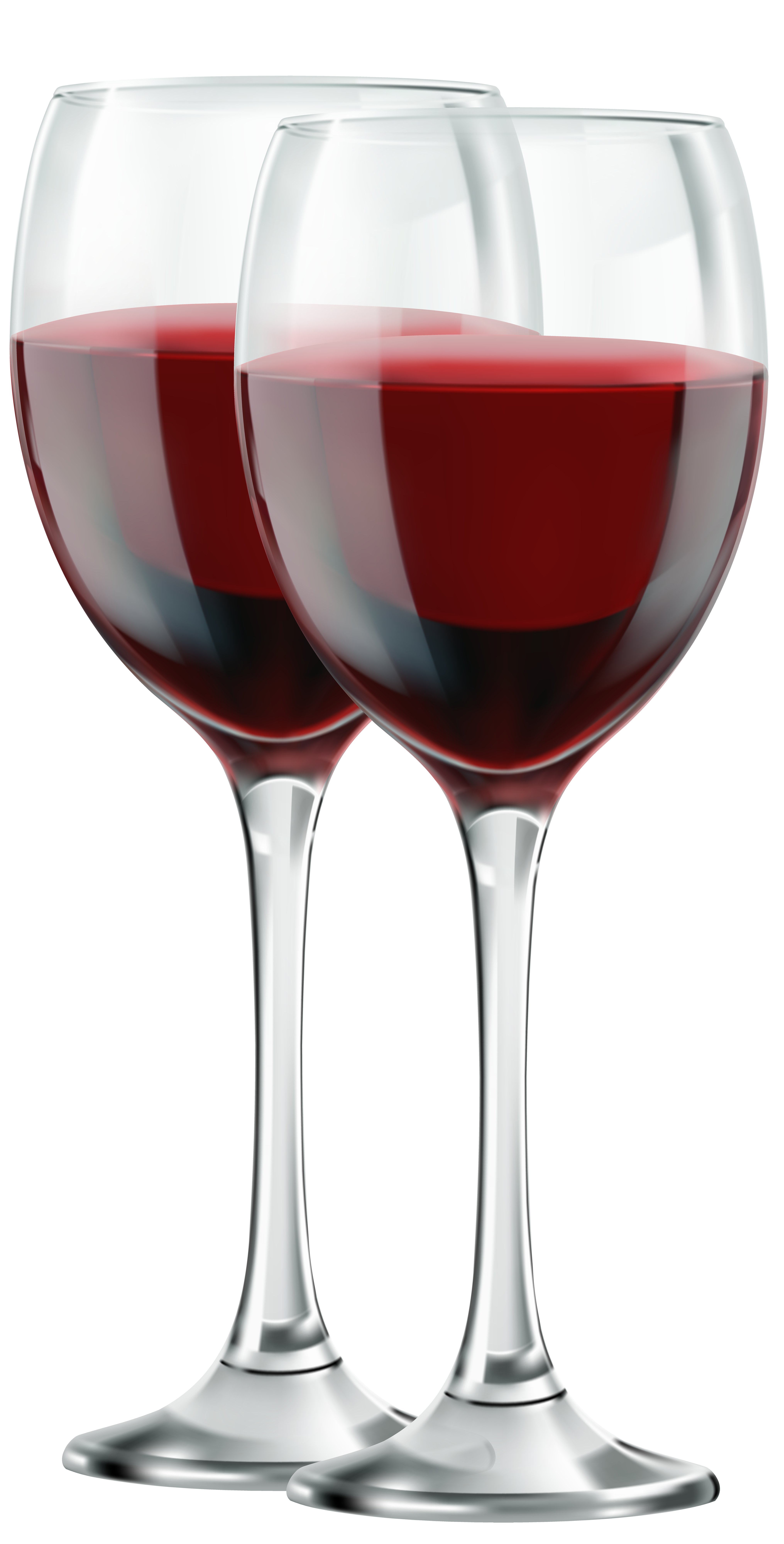 Wine hi resolution clipart banner royalty free Two Glasses of Red Wine PNG Clip Art Image | Gallery ... banner royalty free