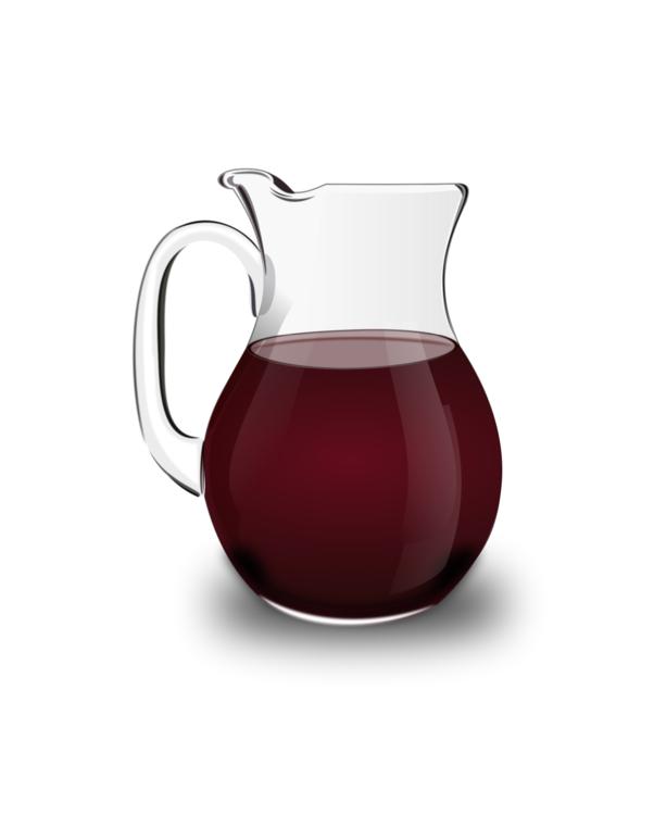 Wine jug clipart clip free stock Jug,Earl Grey Tea,Cup Clipart - Royalty Free SVG ... clip free stock