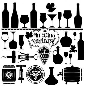 Wine label artwork clipart clipart library Wine Vectors, Photos and PSD files | Free Download clipart library