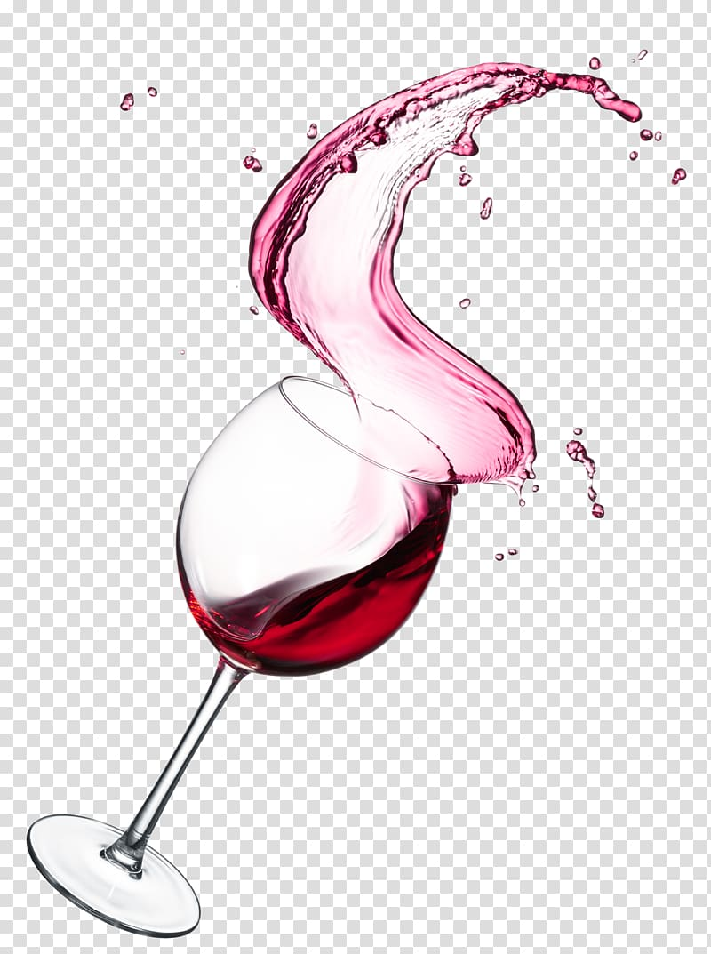 Wine splash clipart png freeuse download Wine glass with filled of red liquid, Red Wine White wine ... png freeuse download