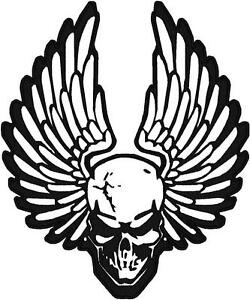 Winged skull clipart clip art transparent download Details about CUSTOM EMBROIDERED WINGED SKULL PATCH clip art transparent download