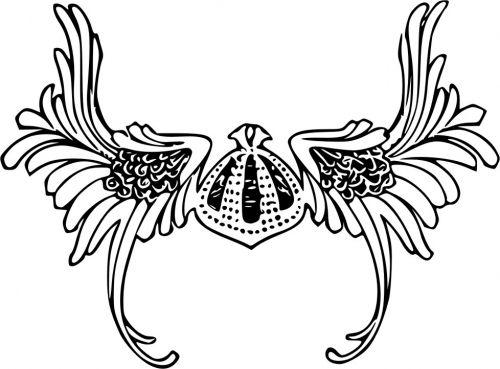 Winged viking helmet clipart png royalty free viking   Norse mythology motifs   Viking symbols, Vikings ... png royalty free