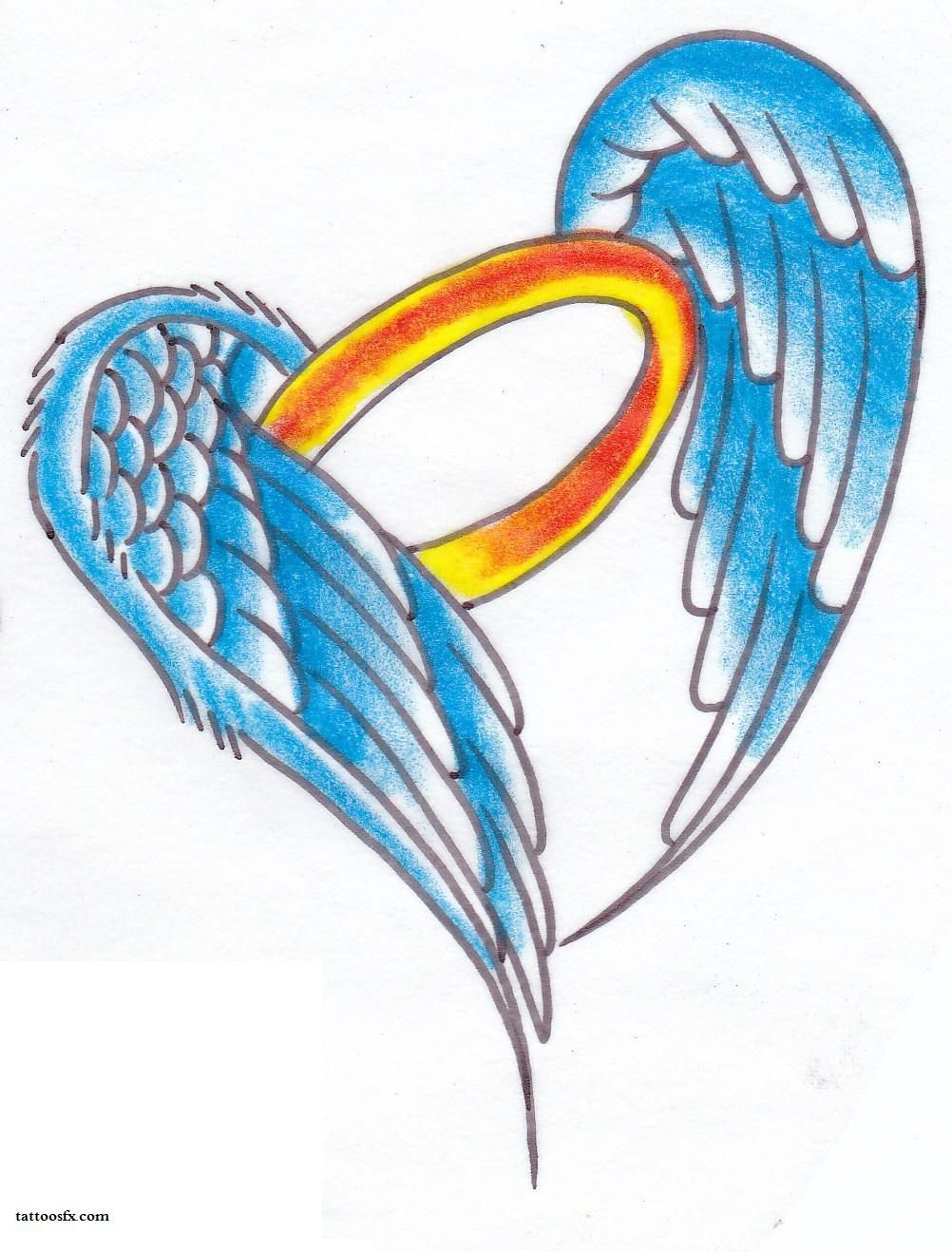 Wings and halo with watercolor clipart tattoo design clipart stock wing with halo tattoo design,wing tattoo,halo tattoo design ... clipart stock