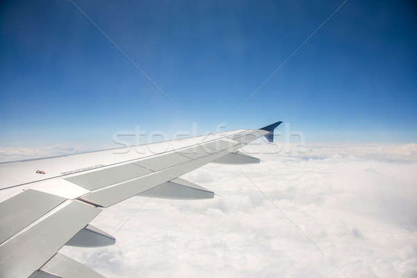 Wings clipart 220 021 stock airplance vector freeuse library Airplane window Stock Photos, Stock Images and Vectors (Page ... vector freeuse library