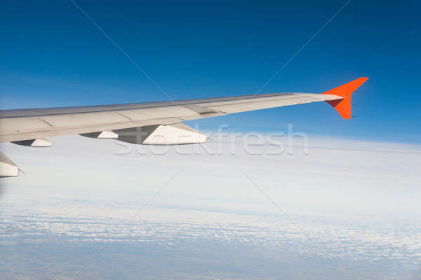 Wings clipart 220 021 stock airplance graphic royalty free Airplane window Stock Photos, Stock Images and Vectors (Page ... graphic royalty free