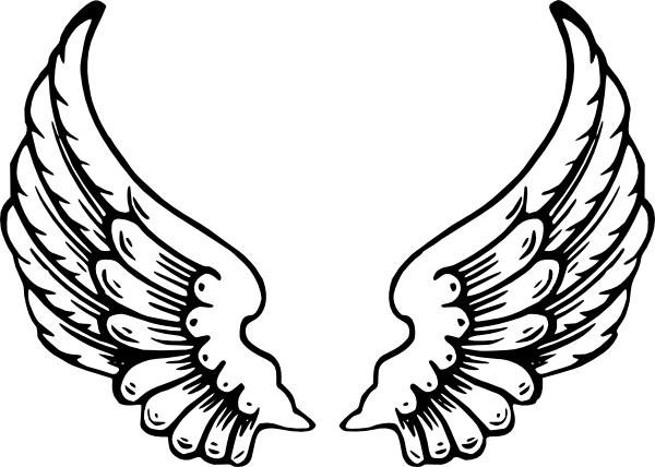 Wings clipart images graphic free Free Wings Cliparts, Download Free Clip Art, Free Clip Art ... graphic free