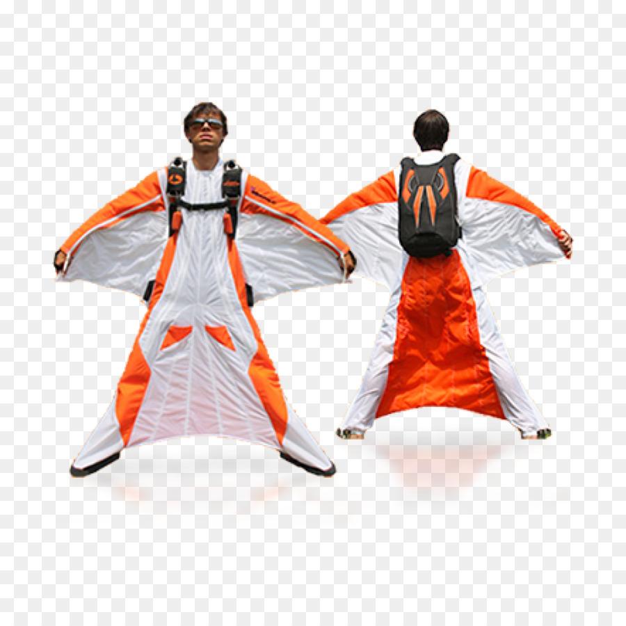 Wingsuit clipart transparent background svg transparent stock Orange Background png download - 1000*1000 - Free ... svg transparent stock