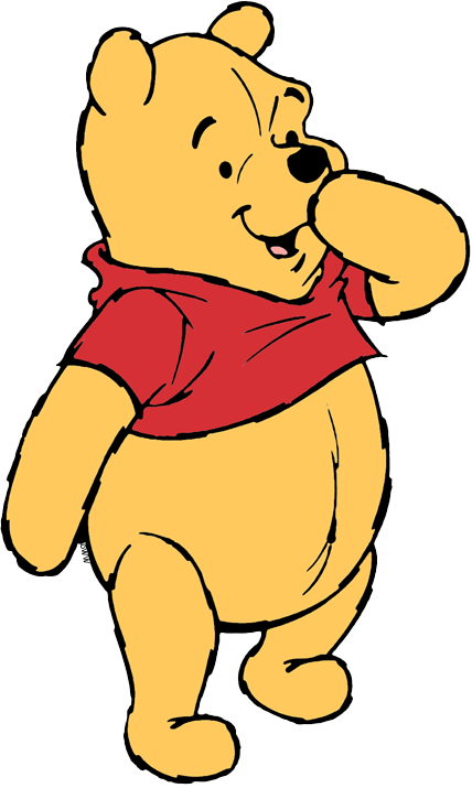 Winie the pooh clipart clip freeuse download Winnie the Pooh Clip Art | Disney Clip Art Galore clip freeuse download