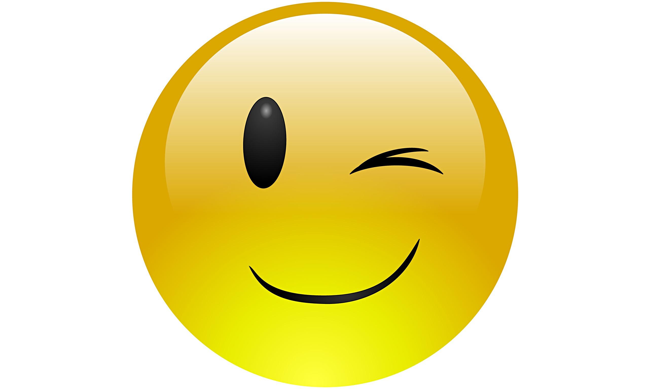 Wink emoji clipart graphic download Winking emoji clip art winking eye clipart kid - ClipartBarn graphic download