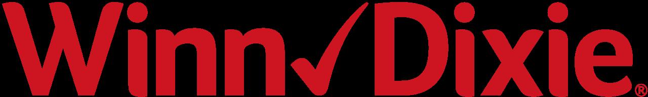 Winn dixie logo clipart picture black and white library File:Winn-Dixie logo (new).svg - Wikipedia picture black and white library