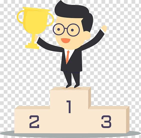 Winner background free clipart image free Man holding trophy , Trophy Podium , winner transparent ... image free