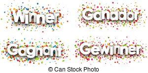 Winner banner clipart image transparent Winner banner Vector Clipart Illustrations. 22,418 Winner ... image transparent