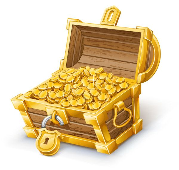 Winner gold coin clipart black and white stock clipart of winning money in the color gold | gold coins ... black and white stock
