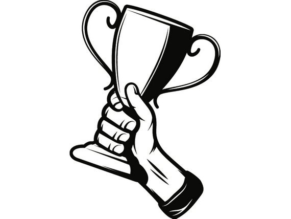 Winners clipart black and white freeuse library Winner clipart black and white 1 » Clipart Portal freeuse library