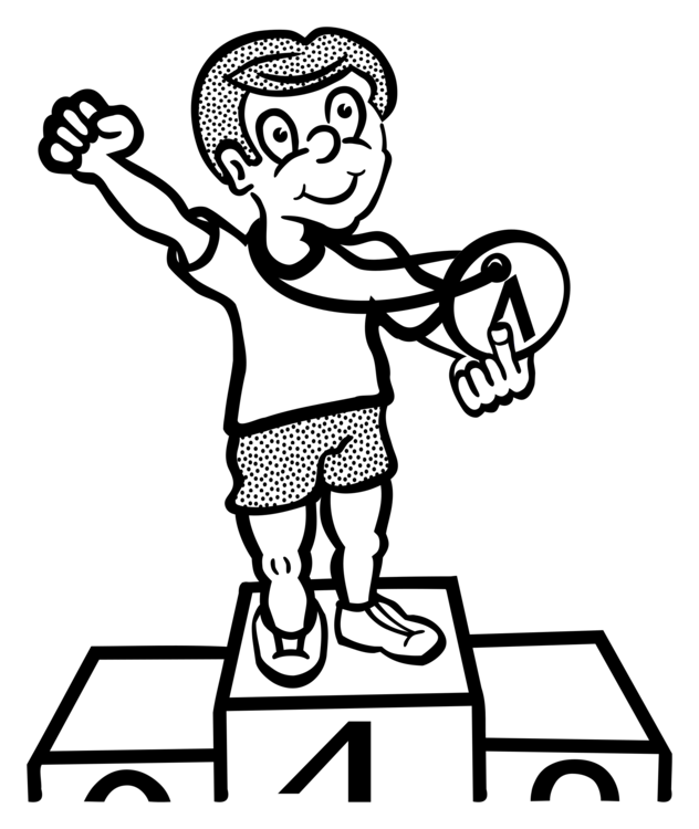 Winners clipart black and white clip art black and white library Emotion,Art,Monochrome Photography Vector Clipart - Free to ... clip art black and white library