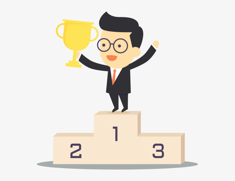 Winners podium clipart svg royalty free library Clip Transparent Library Trophy Podium Royalty - Winner ... svg royalty free library