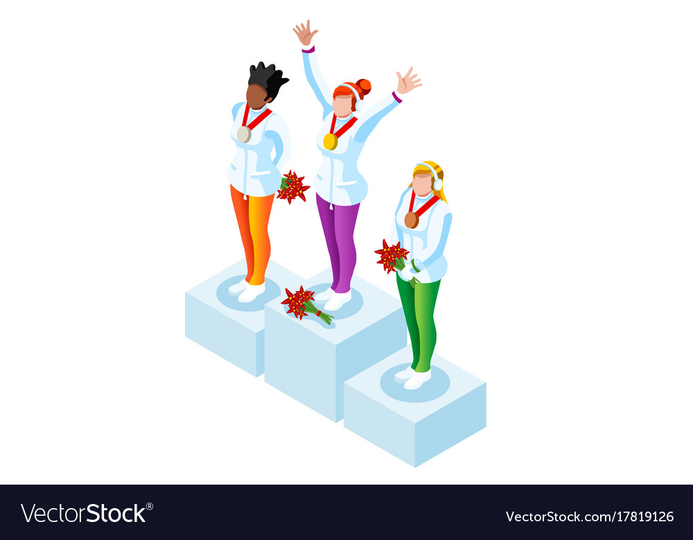 Winners podium clipart clipart library library Podium clipart winter sports winners clipart library library