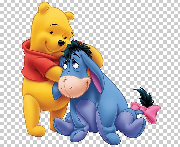 Winnie the pooh and friends clipart image free library Winnie-the-Pooh Eeyore Piglet Tigger Disney\'s Pooh & Friends ... image free library