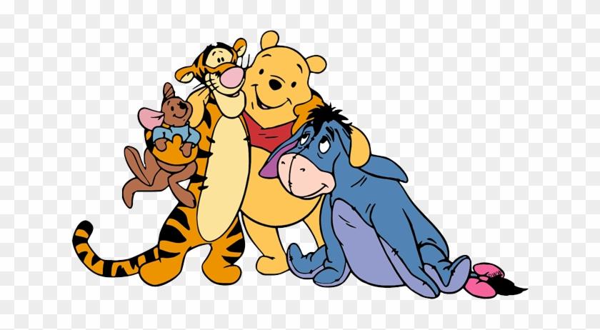 Winnie the pooh and friends clipart jpg download Download Free png Winnie The Pooh Mixed Group Clip Art ... jpg download
