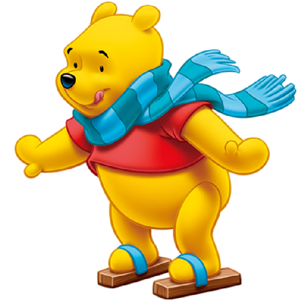 Winnie the pooh christmas clipart clip art download Pooh Christmas - Winnie The Pooh Images clip art download