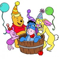 Winnie the pooh clipart birthday transparent stock winnie the pooh birthday clipart – 2.000.000 Cool Cliparts ... transparent stock