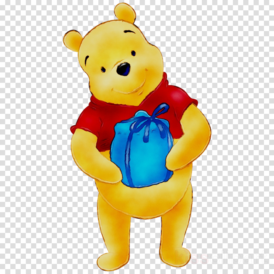 Winnie the pooh clipart birthday picture free stock Winnie The Pooh Birthday clipart - Birthday, Cartoon, Yellow ... picture free stock