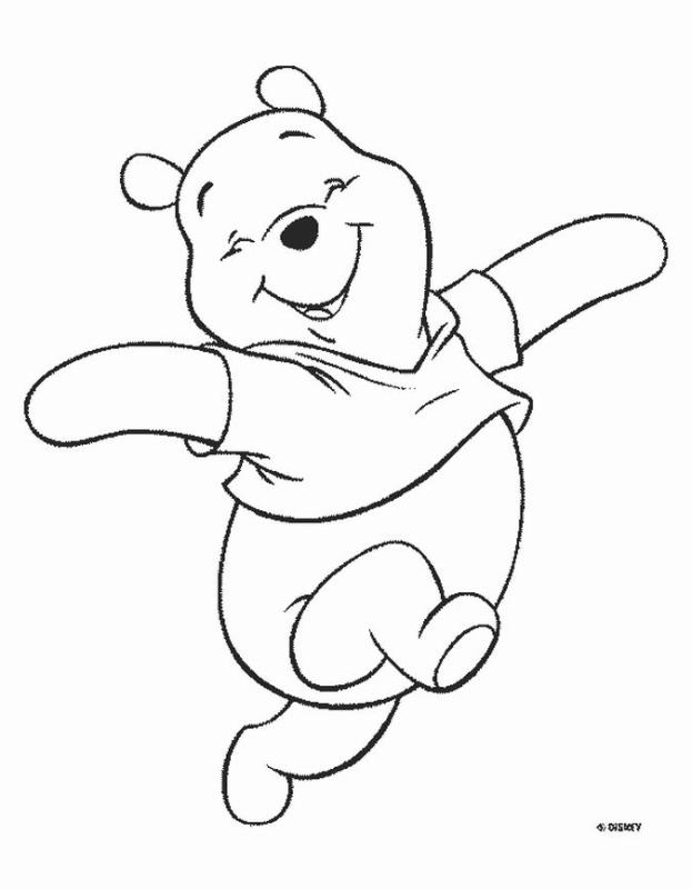 Winnie the pooh clipart black and white clipart free Winnie The Pooh Black And White Clipart & Free Clip Art ... clipart free