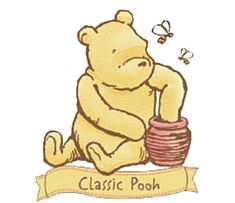 Winnie the pooh clipart classic image black and white library Classic winnie the pooh clipart 1 » Clipart Station image black and white library