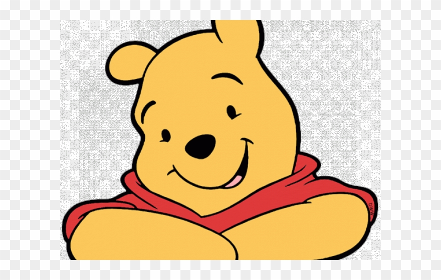 Winnie the pooh clipart face jpg library Head Clipart Winnie The Pooh - Winnie The Pooh Head - Png ... jpg library