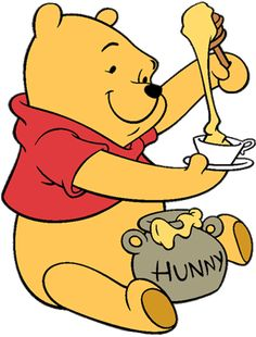 Winnie the pooh clipart panoramic image freeuse stock 620 Best Winnie the Pooh images in 2019 | Pooh bear, Tigger ... image freeuse stock