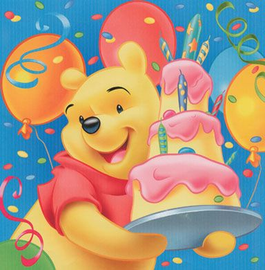 Winnie the pooh clipart panoramic banner free Winnie The Pooh - Can\'t wait for Skyler\'s Pooh party - not ... banner free