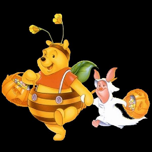 Winnie the pooh halloween clipart vector transparent Halloween-WinnieThe-Pooh-Clipart_0003.png (600×600)   Winnie the ... vector transparent